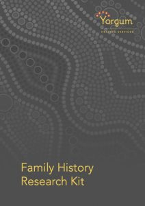 Family History Research Kit